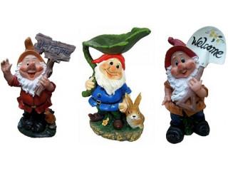 Производство садовых фигур как домашний бизнес