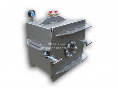 Вакуумная камера для дегазации 50 литров (350*350*400)