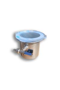 Вакуумная камера для дегазации 2,5 литра (150*150)