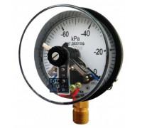 Вакуумметр электроконтактный ДВ2010ф