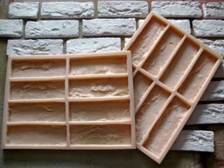 Полиуретановые формы для производства искусственного камня