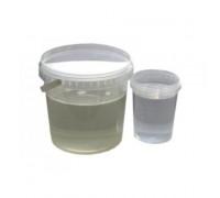 Прозрачная эпоксидная смола. ФАСОВКА - 1кг (850р\кг)